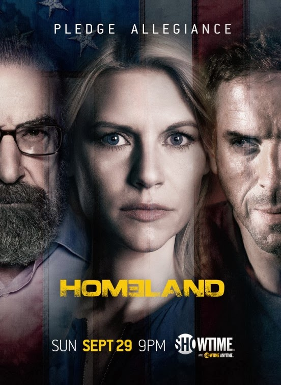 Malditas Criticas de Cine: Homeland: Tercera Temporada