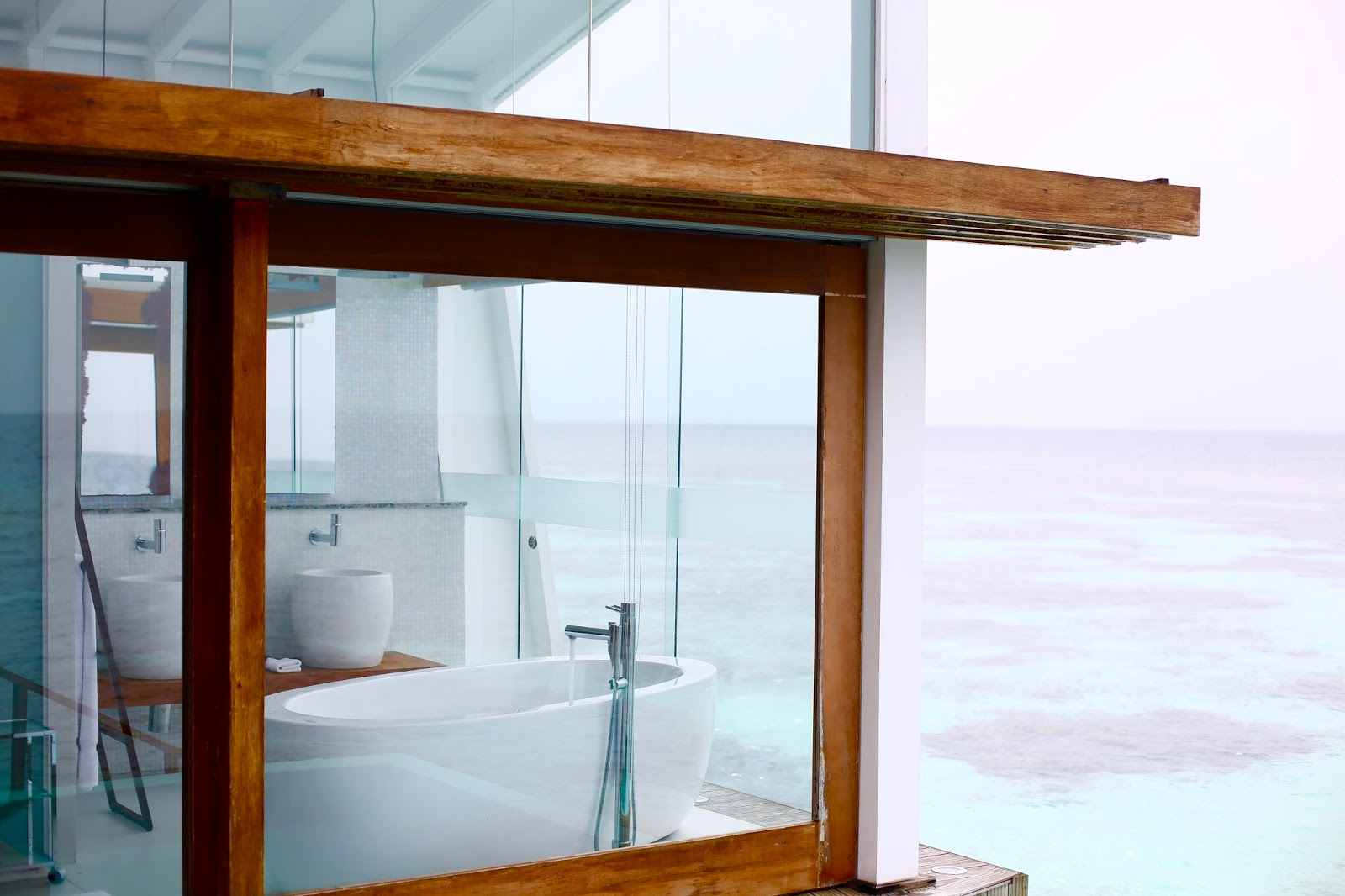 Ocean Pool Villa kandolhu