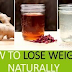 5 Best Ways To Lose Weight At Home Natureally