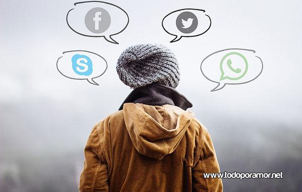 Los celos y las redes sociales