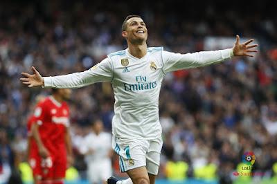 Crónica Real Madrid 5 - Sevilla FC 0