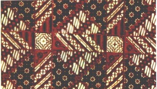 Batik Motif Tambal Kanoman