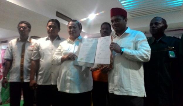 PKS, di Jakarta Menolak Ahok, di Papua Barat Mendukung Calon Gubernur Non-Muslim