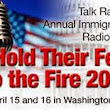 "LIVE FROM CAPITOL HILL, APRIL 15-16 ""THE AMERICAN MAVERICK SHOW"" IMMIGRATION RADIO ROW"