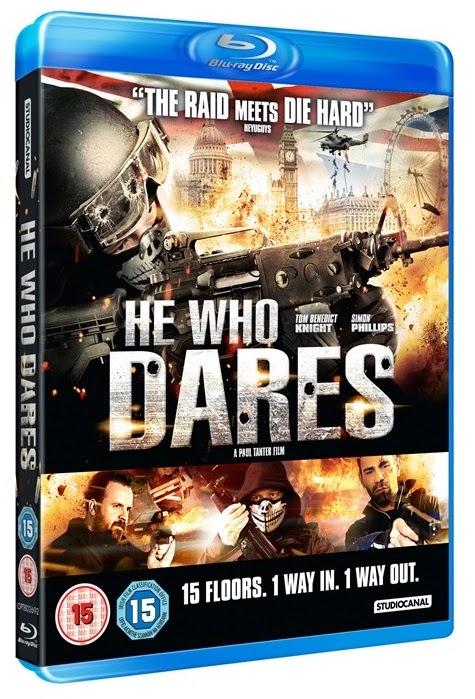 He Who Dares (2014) BluRay 720p
