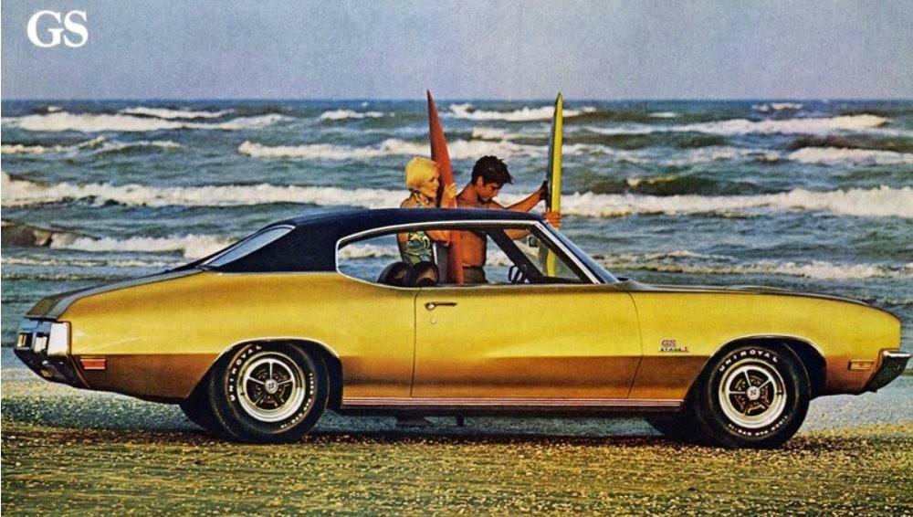 1968 1969 70 71 72 Buick Skylark Gs Gsx Electra Lesabre Wiring