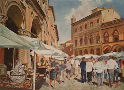 Mercatino in Piazza S. Stefano