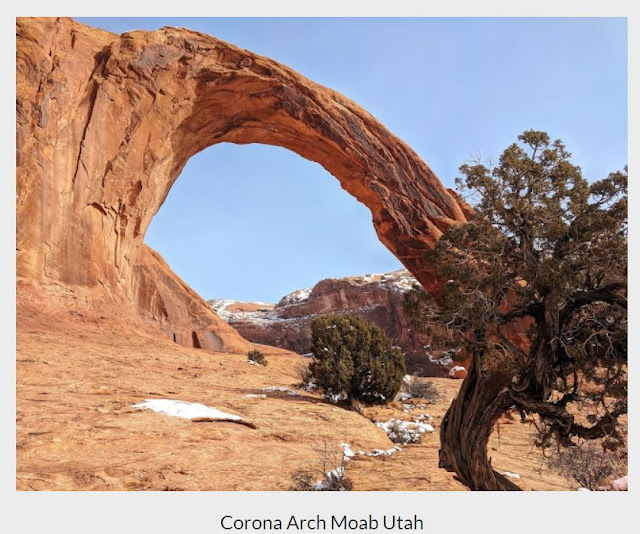 Corona and Bow Tie Arch Moab, Utah