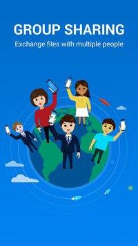 تحميل تطبيق SHAREit للاندرويد مجانا لمشاركة الملفات