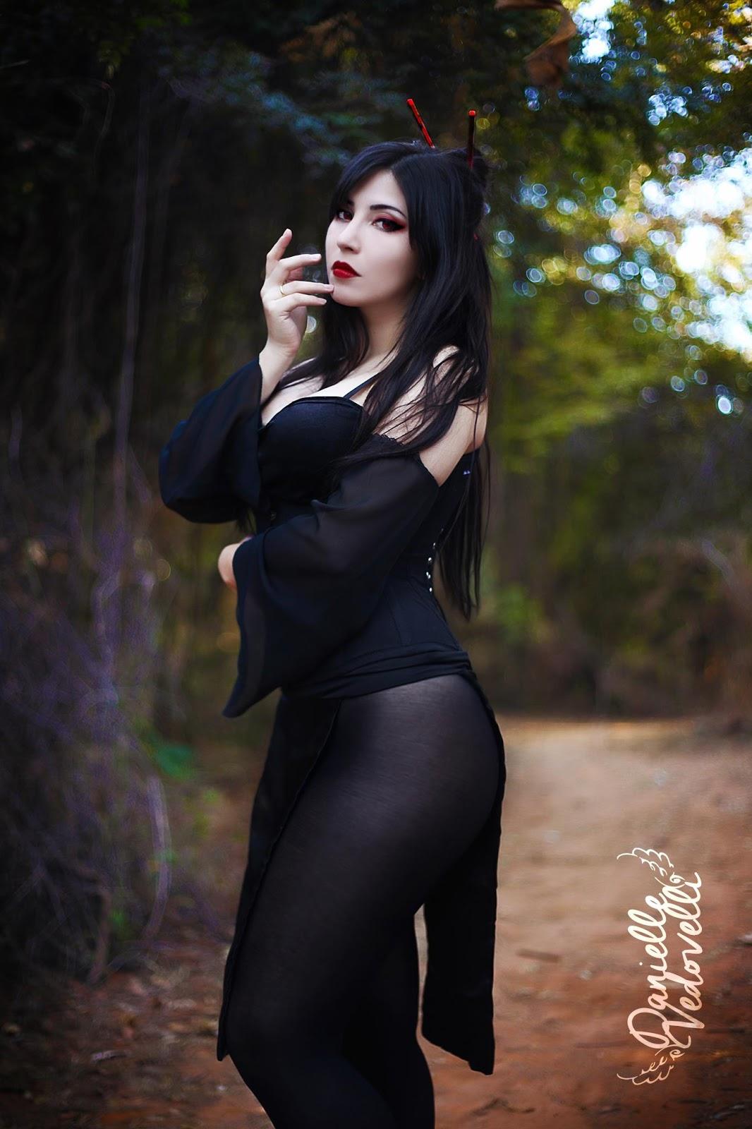 45 fotos da linda cosplayer Danielle Vedovelli