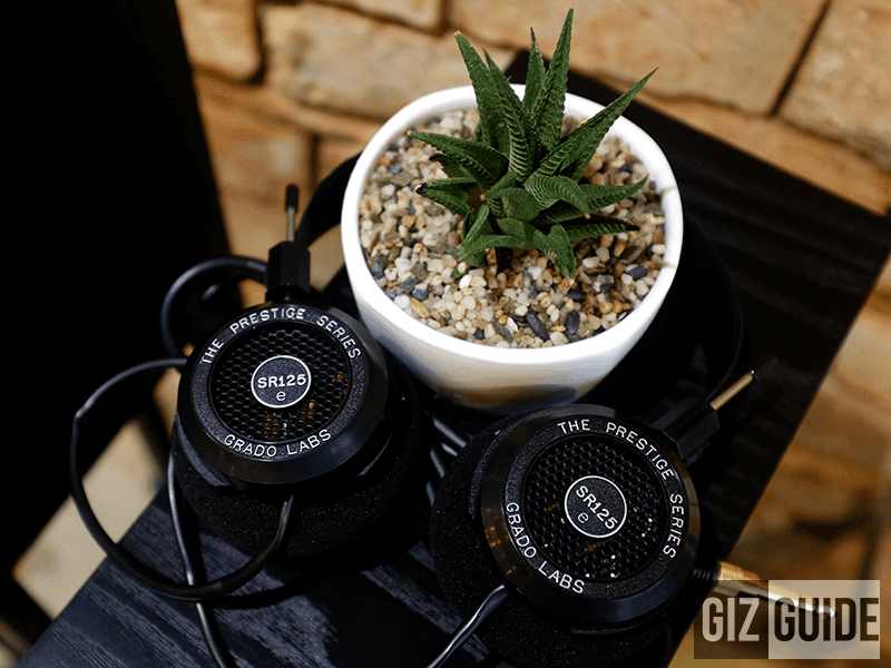 Behold the Grado SR125!