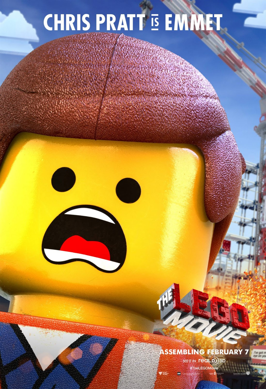 Filmsnork The Lego Movie 2014 Review