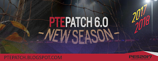 PTE Patch 2017 6.0 New Season PES2017