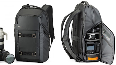 Low Pro Free Line Camera Backpack