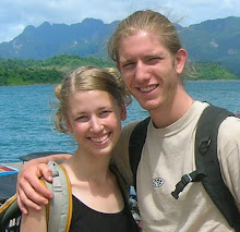 Nomadic Vignette In their mid-20s,  Danalynn and Chris left in the summer of 2011 to travel the world.