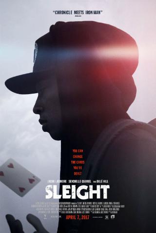 Sleight [2016] [DVD9] [PAL] [Español]