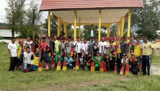 PORPROV XIV 2016 Sumatera Barat
