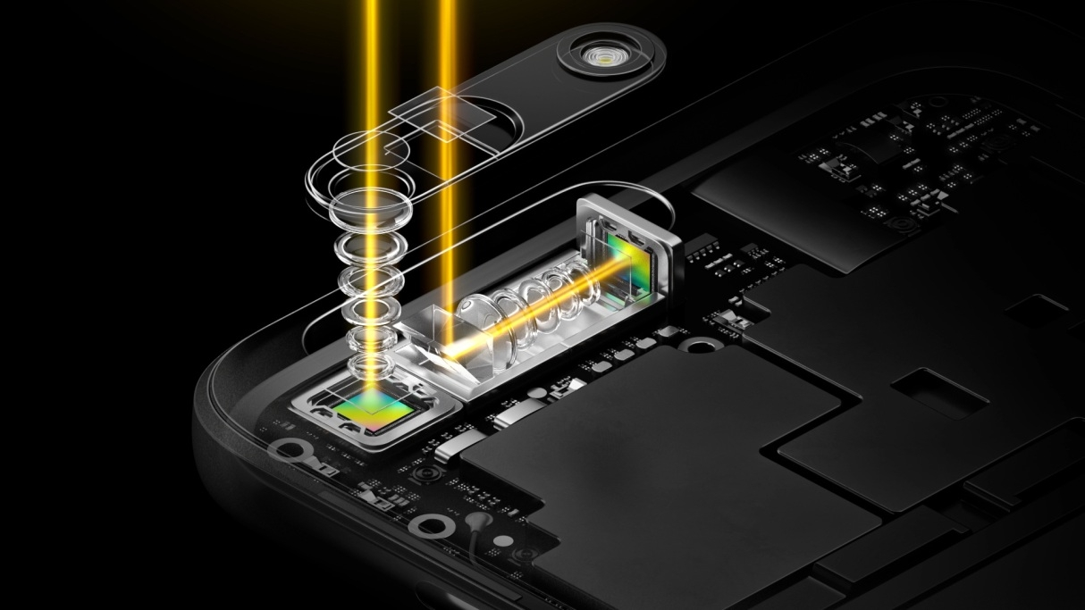 Oppo's New Camera Tech Can 5X Zoom Without Loss in Quality