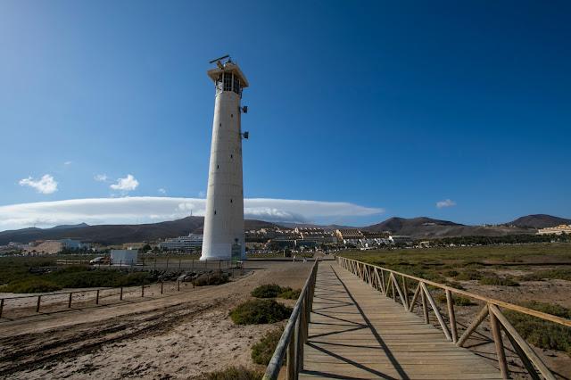 Spiaggia di El Matorral-Faro-Fuerteventura