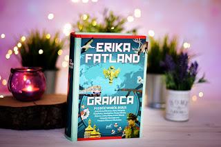 "Erika Fatland - ""Granica. Podróż wokół Rosji"""