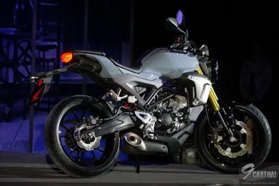 Benar-benar keren ini Honda CB150R ExMotion