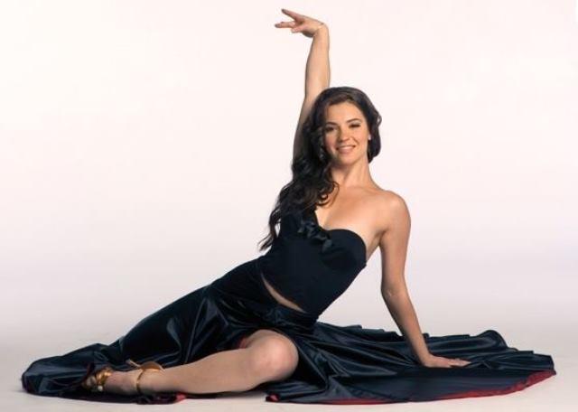 Denitsa Ikonomova bailarina Bulgaria