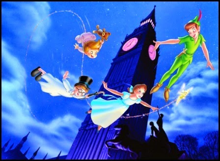 Peter Pan (Clyde Geronimi, Hamilton Luske y Wilfred Jackson, 1953)