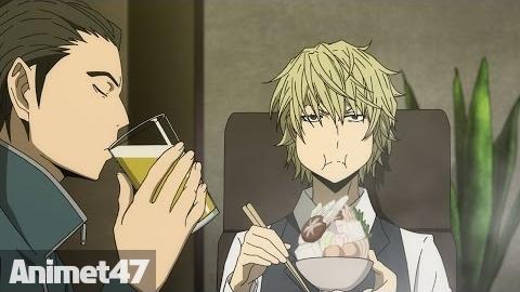 Ảnh trong phim Durarara!!x2 Shou OVA 1