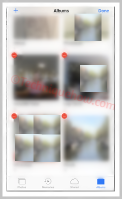 Delete iPhone Photos Directly from Google Photos Album