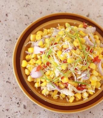 thai corn salad recipe