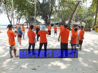 Paket Tour Wisata Pulau Ayer
