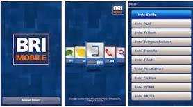 Cara Download dan Install Mobile Banking BRI di Blackberry, Android dan iPhone