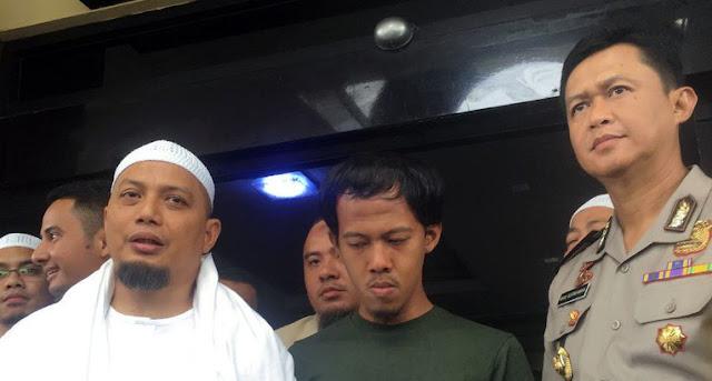 Beginilah Kisah Haru yang Dituturkan KH M Arifin Ilham Saat Jemput Nurul Fahmi