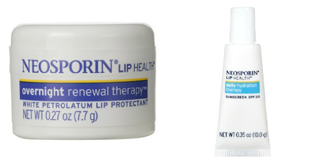 Neosporin lip health