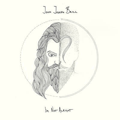 Food Flavored Album Review: I'm Not Alright by John Joseph Brill