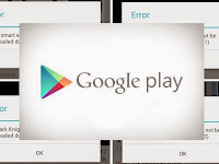 Mengenali Kode Error Google Play