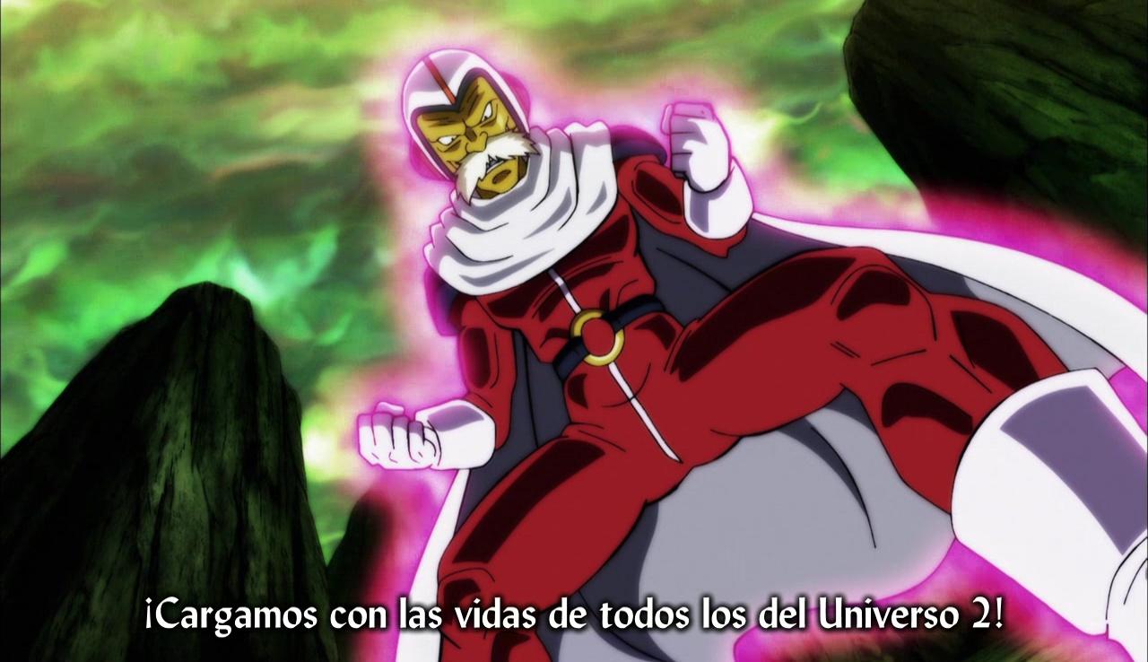 Ver Dragon Ball Super El Torneo del Poder - Capítulo 118