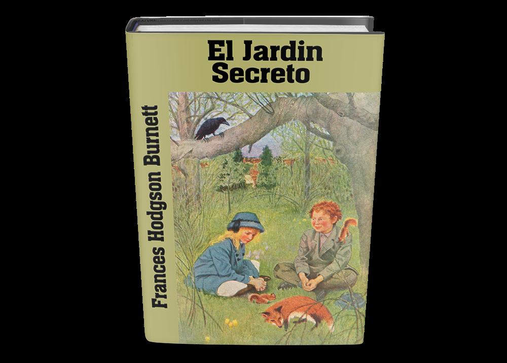 El Jardín Secreto Frances Hodgson Burnett libro completo ...