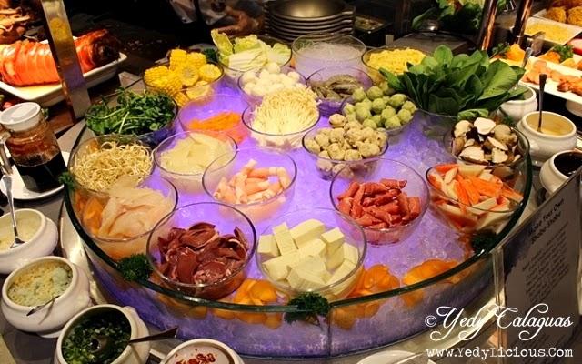 Make Your Own Shabu-Shabu, Hot Pot, Sukiyaki, Mongolian at Vikings Buffet SM Megamall