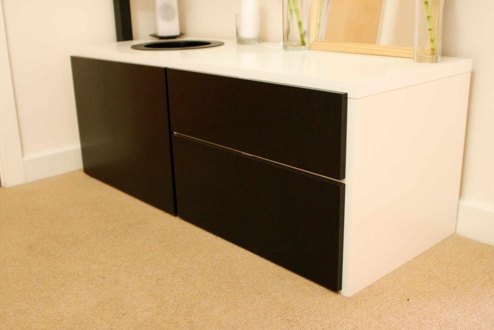 ikea odda storage unit with coat stand ebay. Black Bedroom Furniture Sets. Home Design Ideas