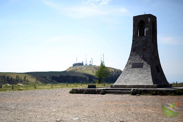 美ヶ原 美しの塔
