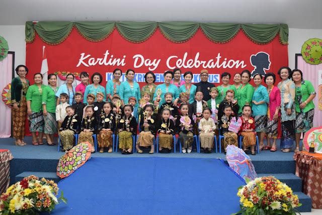 TK Kristen Kalam Kudus Surakarta Peringati Hari Kartini 2019