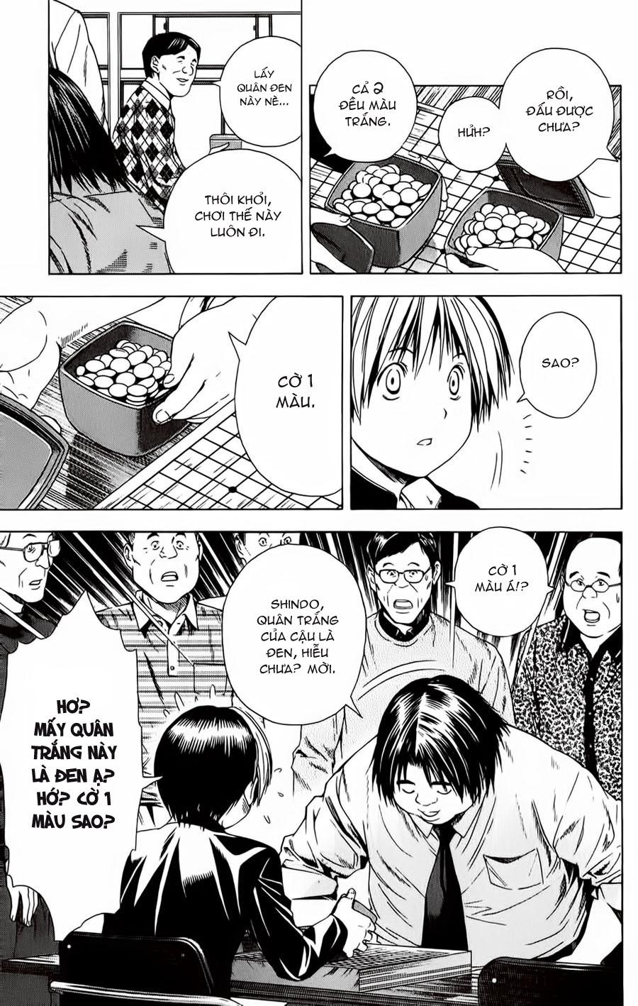 Hikaru No Go hikaru no go chap 119 trang 23