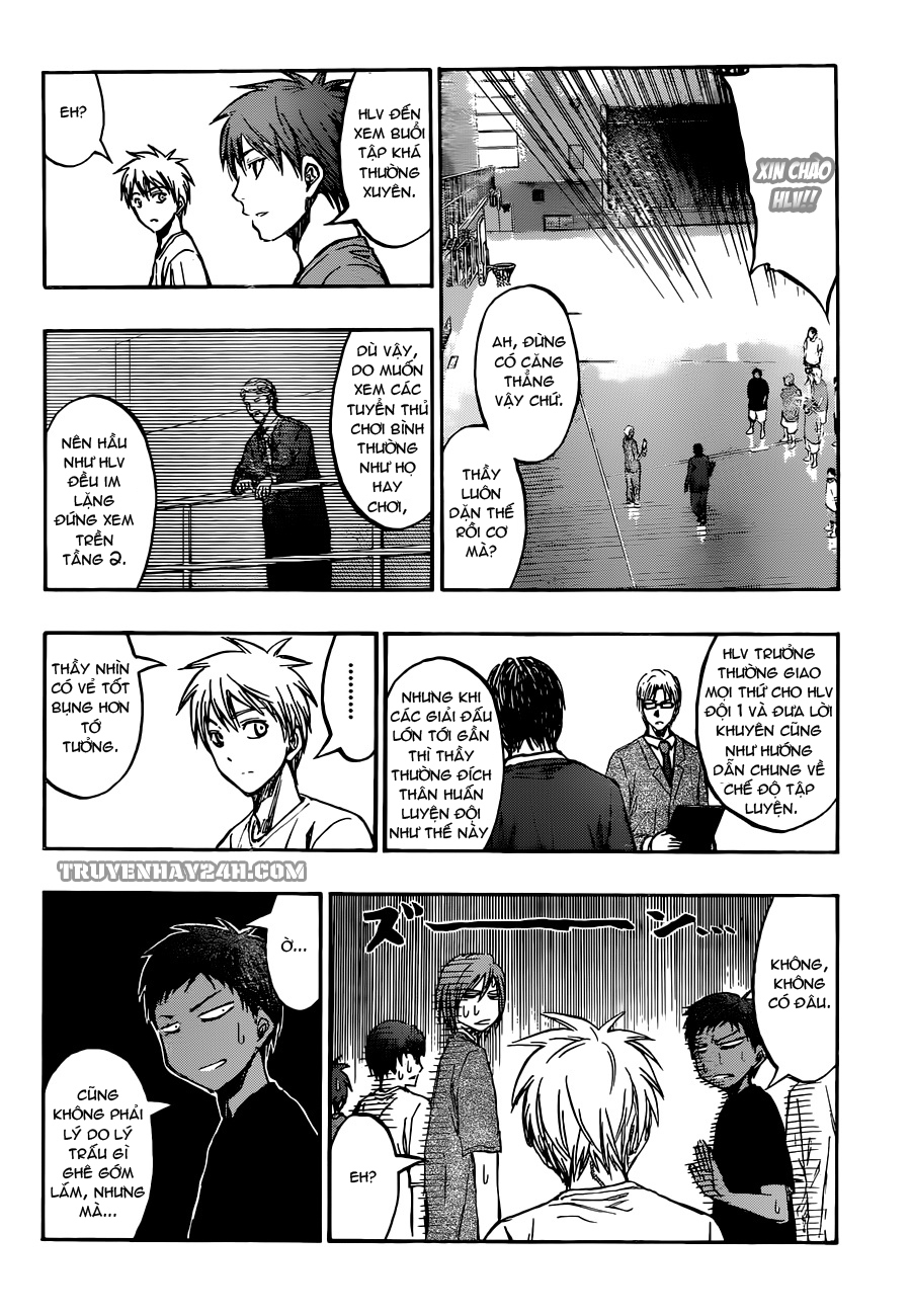 Kuroko No Basket chap 212 trang 6