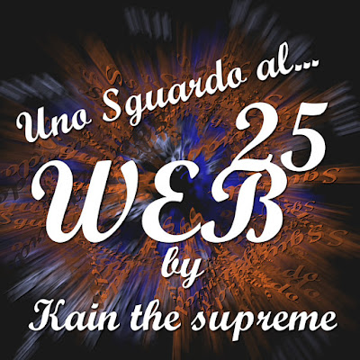 Uno sguardo al #web N° 25