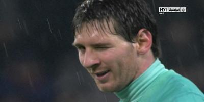 UEFA-16 : Bayer 04 Leverkusen 1 vs 3 Barcelona 14-02-2012