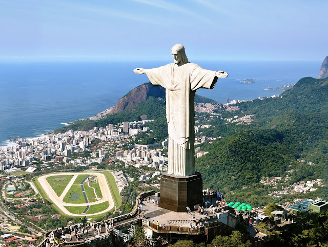 Christ the Redeemer, Rio de Janeiro Brasil