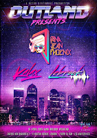 Outland Synthwave Event - London - April 18, 2019