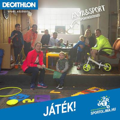 Decathlon Nyereményjáték