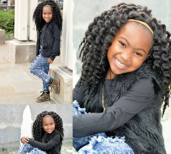Crochet Hairstyles For Kids